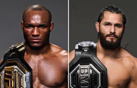 Kamaru Usman vs. Jorge Masvidal set as new UFC 251 main event