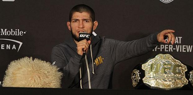 Khabib demands #1 spot on p4p list after UFC 242 win