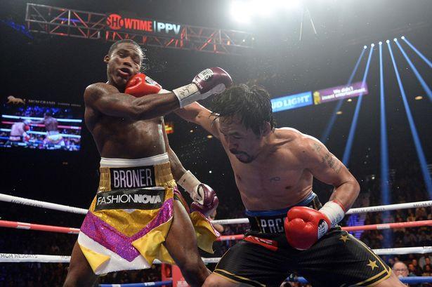 Manny Pacquiao dominates Adrien Broner