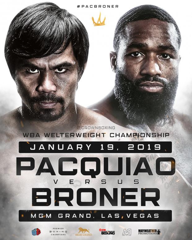 Manny Pacquiao Wants To KO Adrien Broner
