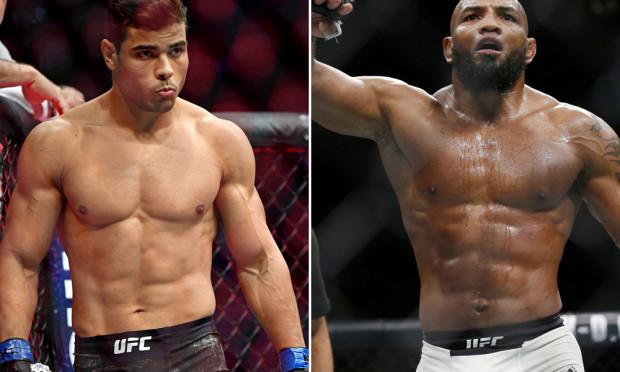 Paulo Costa vs. Yoel Romero targeted for UFC on ESPN 3