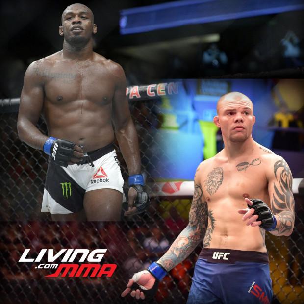 Report: Jon Jones vs. Anthony Smith targeted for UFC 235