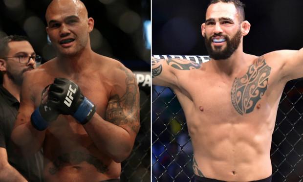 Robbie Lawler vs. Santiago Ponzinibbio targeted for UFC 245