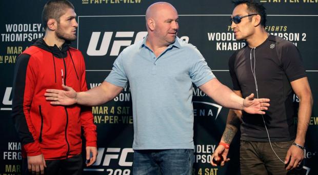 Tony Ferguson deserves UFC champ Khabib Nurmagomedov