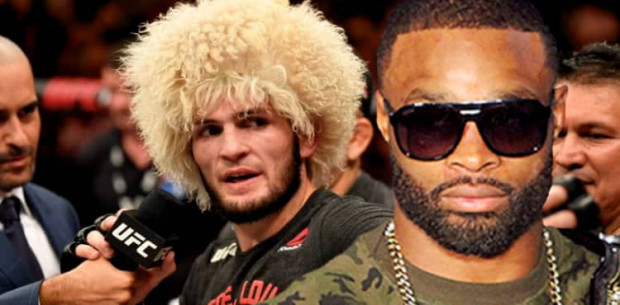 Tyron Woodley wants Khabib fight: