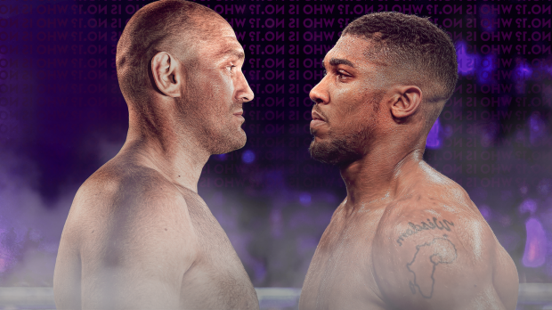 Tyson Fury vs. Anthony Joshua verbally agreed to for Summer 2021
