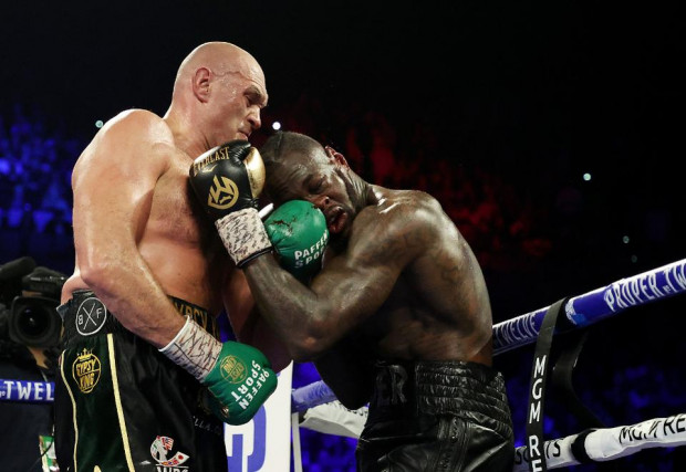 Tyson Fury vs Deontay Wilder trilogy targeted for July