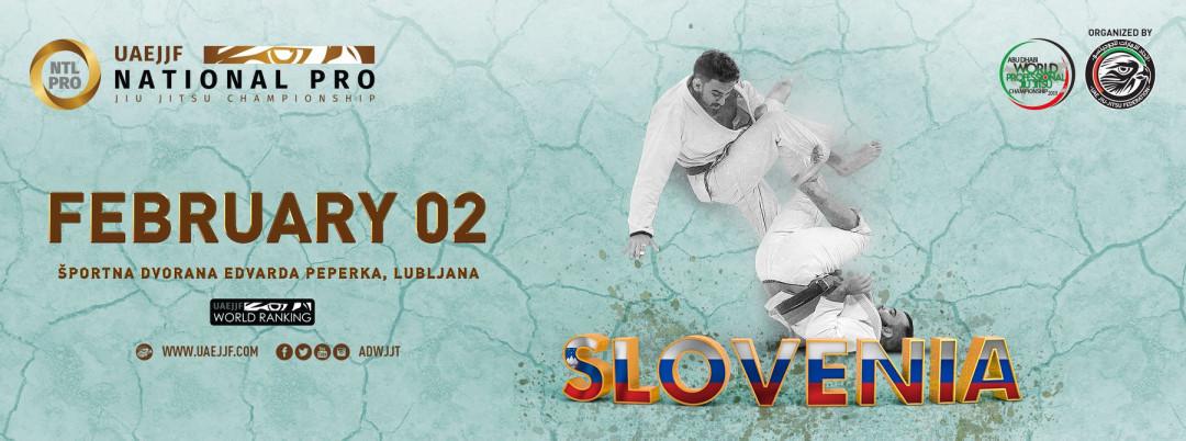 UAEJJF Slovenia National Pro Jiu-Jitsu Championship 2019