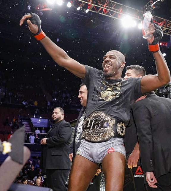 UFC 232 results: Jones finishes Gustafsson, Amanda Nunes KOs Cris Cyborg