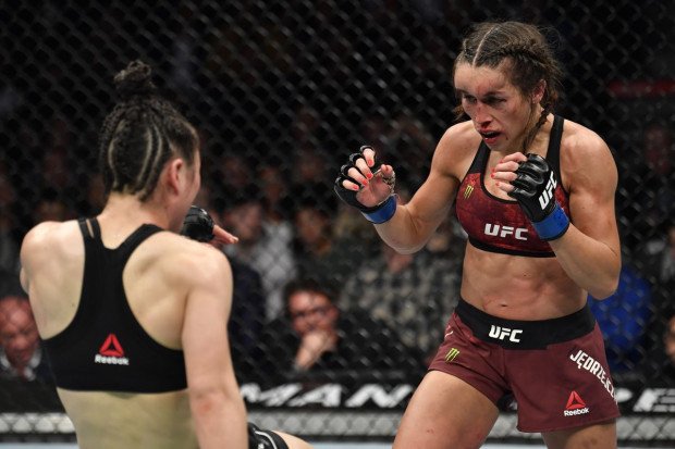UFC 248: Adesanya vs. Romero - RESULTS