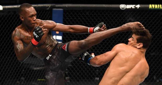 UFC 253: Adesanya vs. Costa - RESULTS