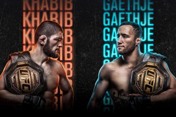 UFC 254: Khabib vs. Gaethje - FIGHT CARD