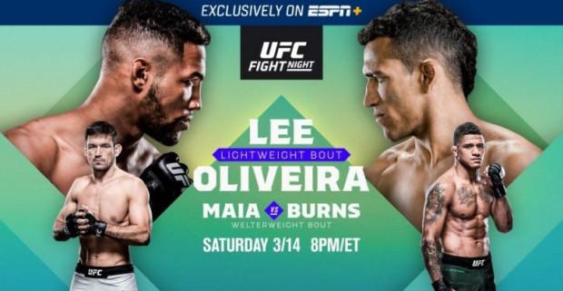 UFC Brasilia to go on behind closed doors after coronavirus