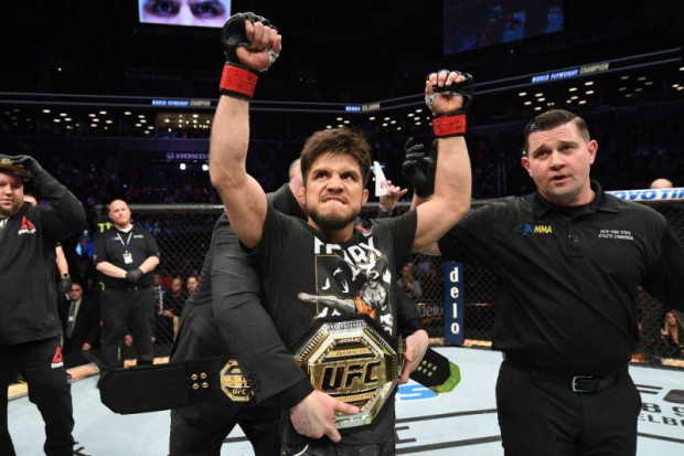 UFC Brooklyn results: Henry Cejudo blows out T.J. Dillashaw in 32 seconds