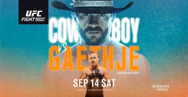 UFC Fight Night: Cerrone vs. Gaethje - FIGHT CARD
