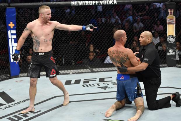 UFC Fight Night: Cerrone vs. Gaethje - RESULTS