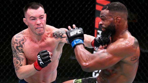 UFC Fight Night: Covington vs. Woodley - RESULTS