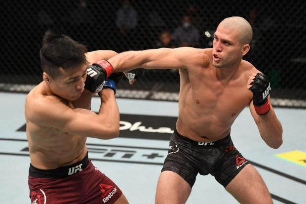 UFC Fight Night: Ortega vs. The Korean Zombie - RESULTS