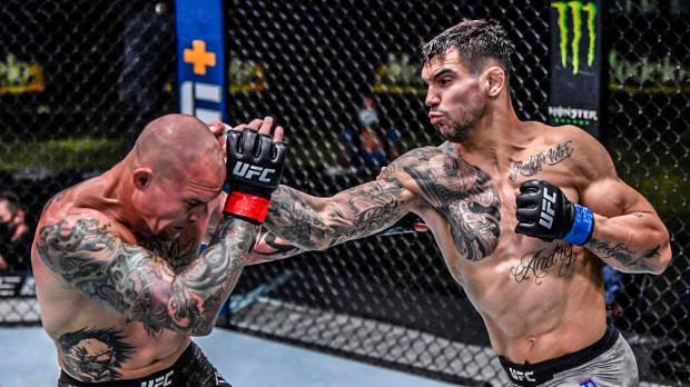 UFC Fight Night: Smith vs. Rakić - RESULTS