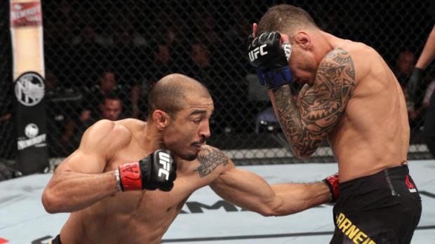 UFC Fortaleza results: Aldo TKOs Moicano (video)
