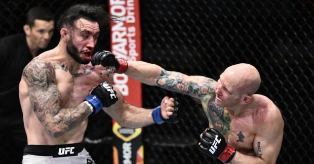 UFC on ESPN: Blaydes vs. Volkov - RESULTS