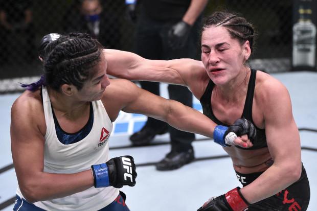 UFC on ESPN: Eye vs. Calvillo - RESULTS