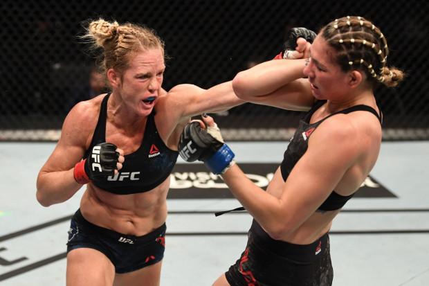 UFC on ESPN: Holm vs. Aldana - RESULTS