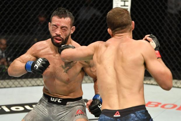 UFC on ESPN: Kattar vs. Ige - RESULTS