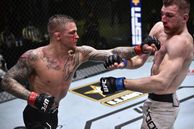 UFC on ESPN: Poirier vs. Hooker - RESULTS