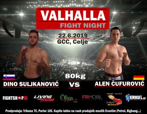 Valhalla Fight Night Slovenia