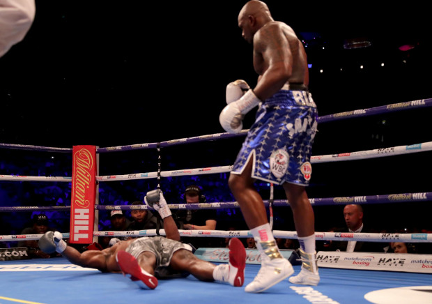 Whyte vs. Chisora II results: Dillian Whyte knocks out Dereck Chisora in the 11th round