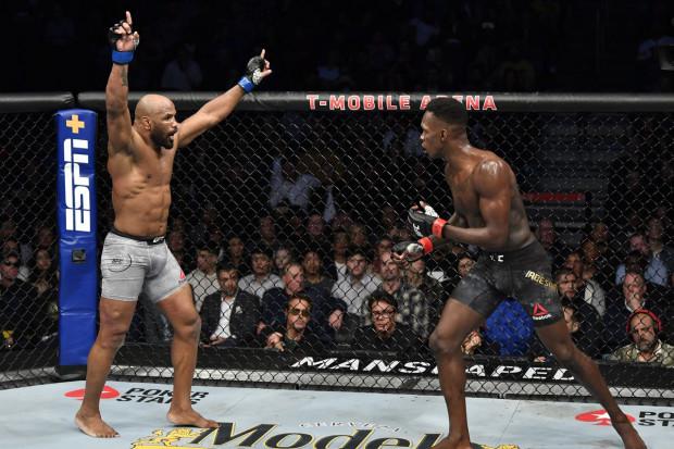 Yoel Romero blames Israel Adesanya, Dana White blames Yoel Romero for lackluster UFC 248 main event