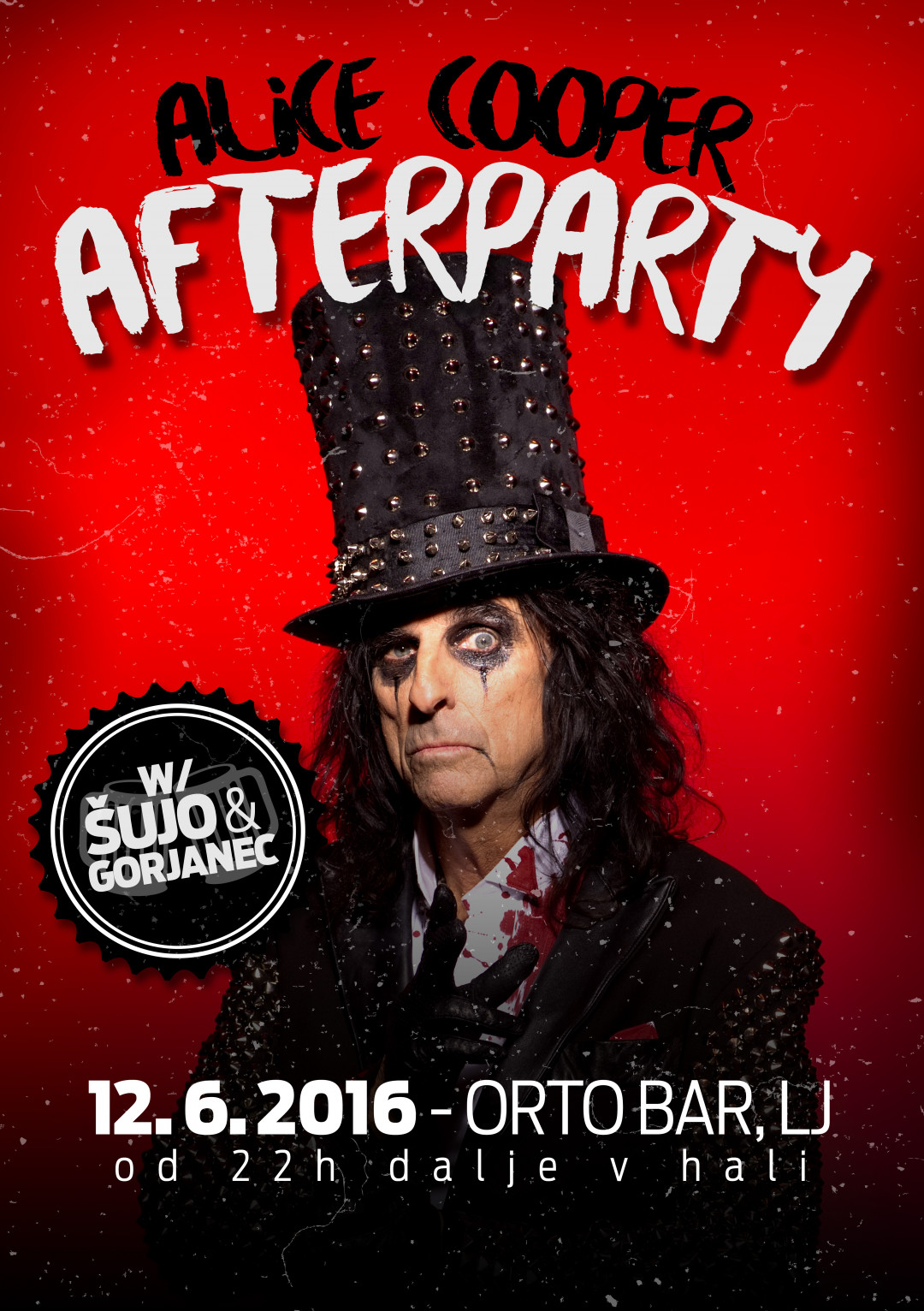 Alice Cooper Afterparty