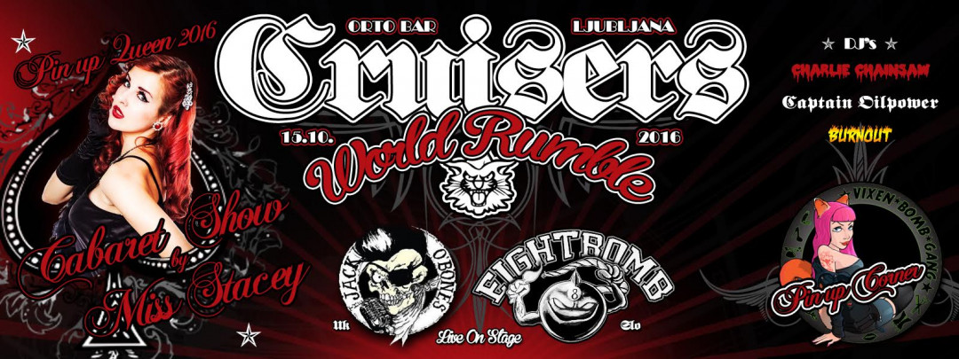 cruisers world rumble