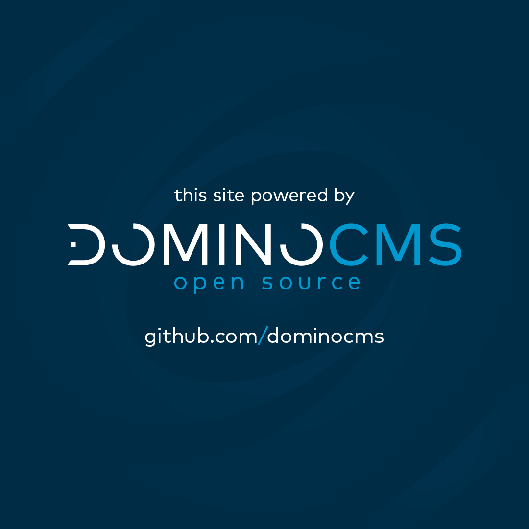 DominoCMS - Create your Future