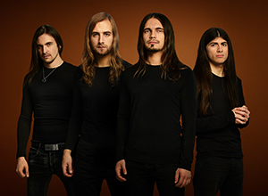 Obscura (Ger), Revocation (USA), Beyond Creation (Can), Rivers of Nihil (USA)