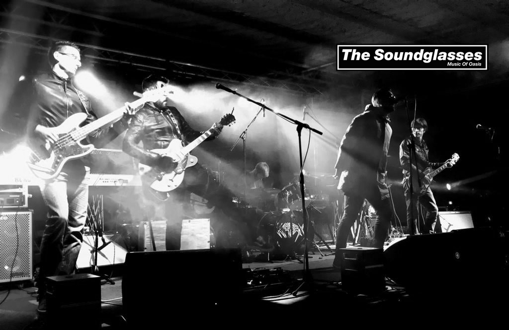 THE SOUNDGLASSES – Music Of Oasis