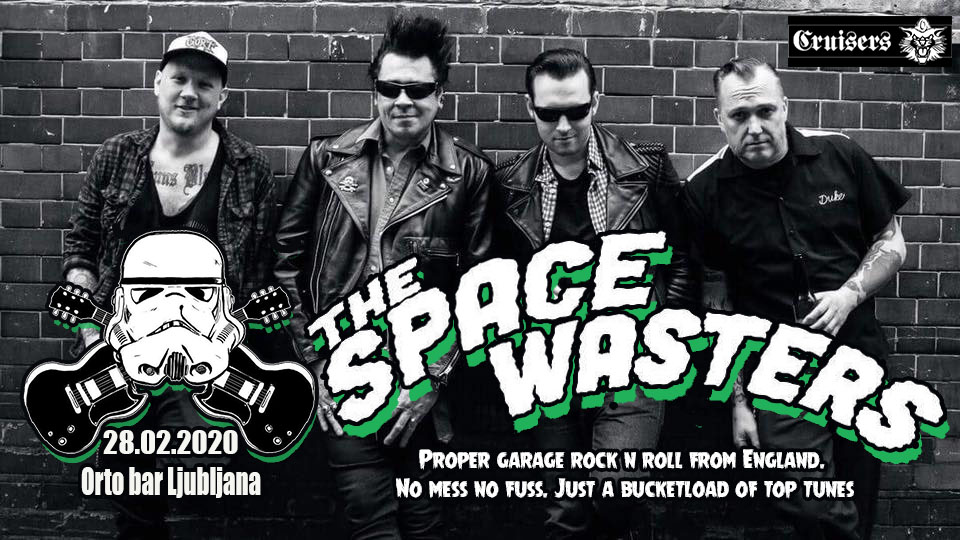 The Space Wasters (U.K.)