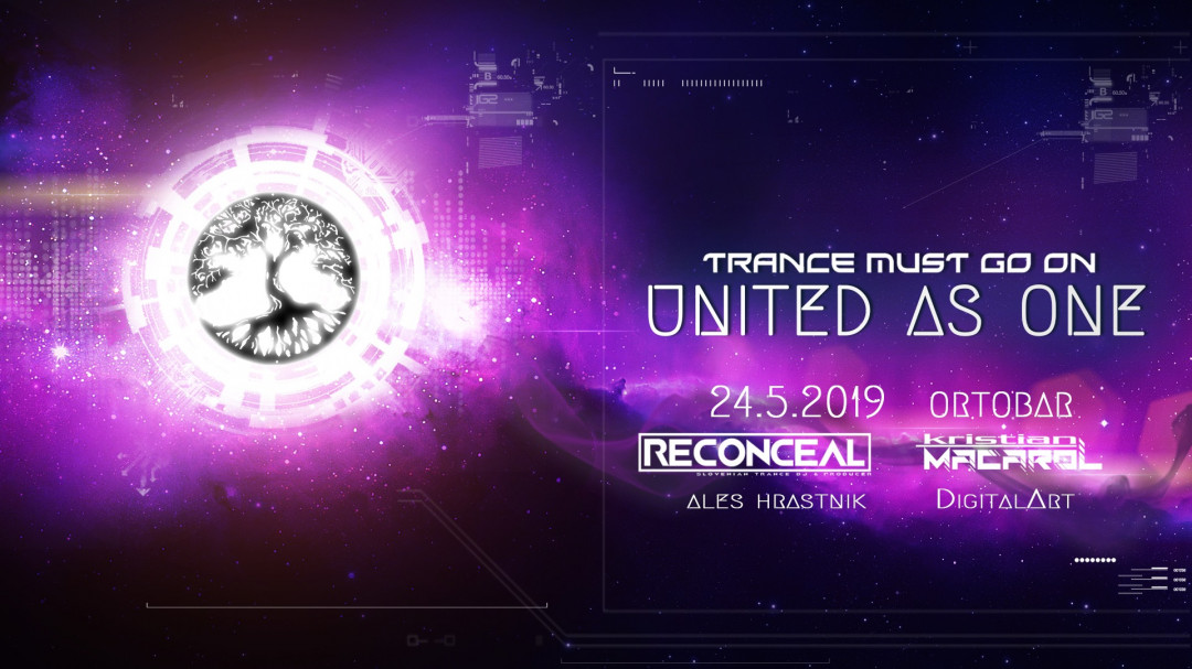 United as One by Trance Must Go On