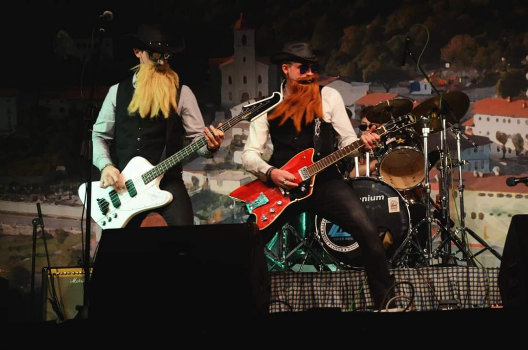 ZZ Top Cover Band