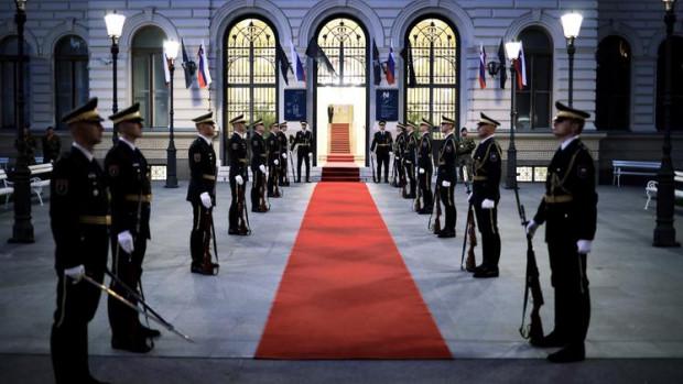 Konferenca vojaškega odbora Nata