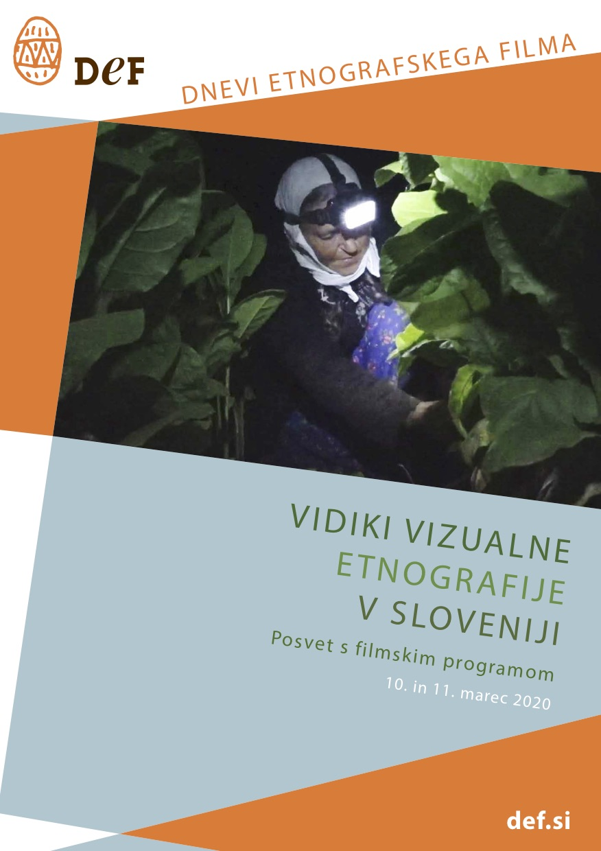 Dnevi etnografskega filma 2020: 10. in 11. marec 2020, Posavski muzej Brežice