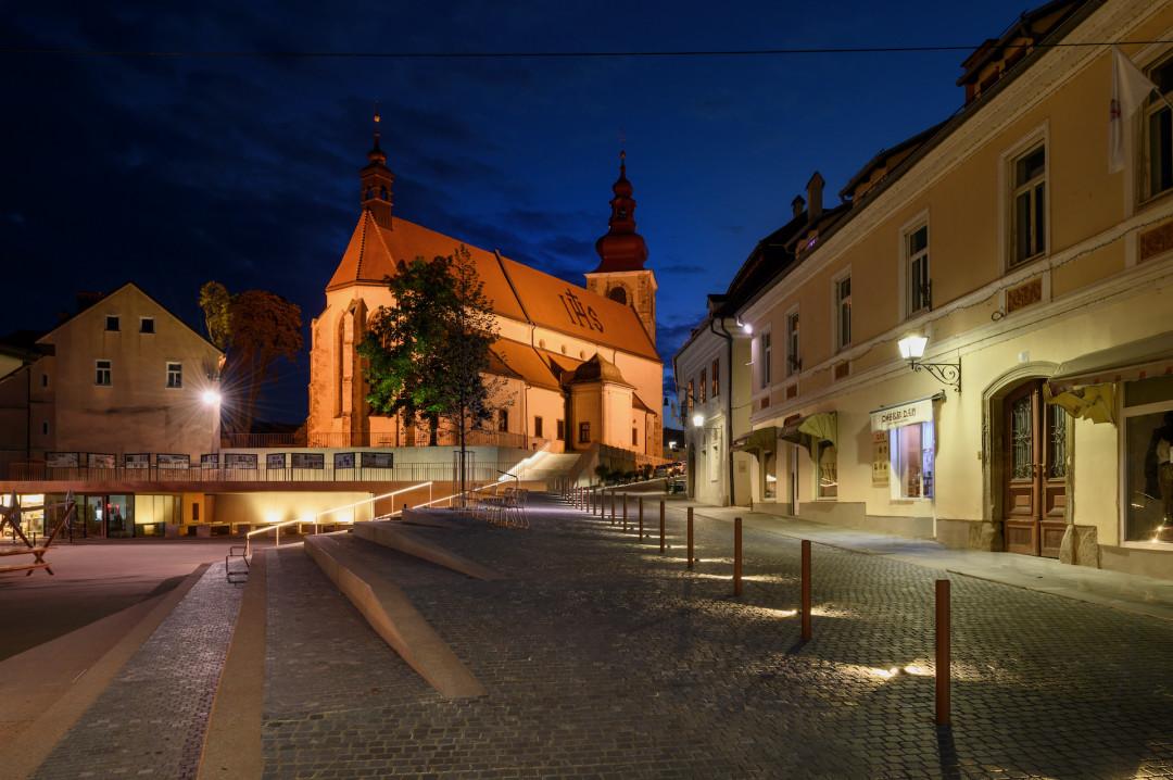 Ptuj square