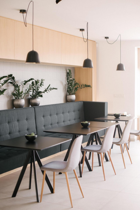 Kavarna & bar Tri lučke (foto: Neža Reisner)