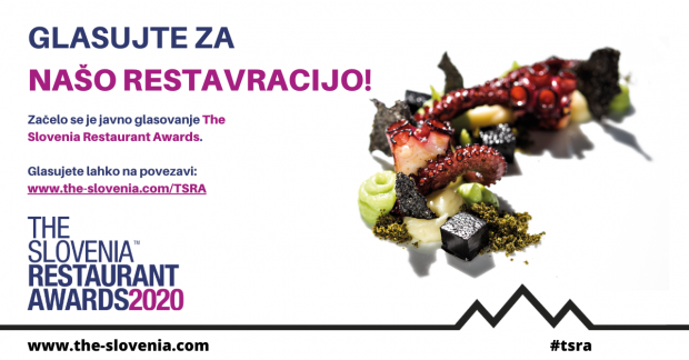 The Slovenia Restaurant Awards 2020